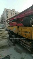 2010年三一重工43米三桥泵车