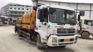 2014年2月上牌国三中集车载泵,价格优惠便宜