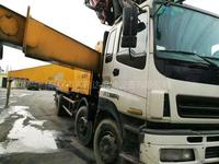 2009年三一重工52米泵车