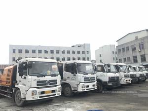 一批三一重工/中联重科等广东牌车载泵