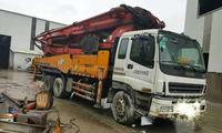 2010年三一重工46米泵车