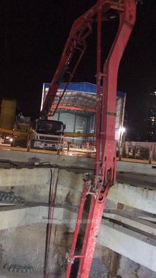 2011年底46米三一重工泵车,广东牌