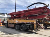 2010年6月份三一重工48米泵车