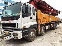 2010年5月份三一重工52米泵车