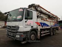 2012年中联重科47米奔驰底盘泵车