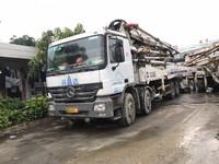 2007年中联重科45米国三绿标泵车