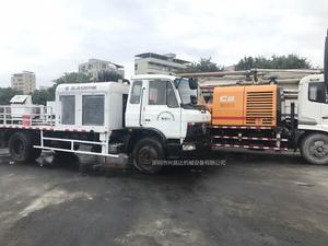 几台2010年9月份中联重科国三绿标9016车载泵