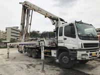 2007年中联重科国三绿标37米泵车