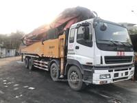 2013年56米三一重工泵车,工作14万方