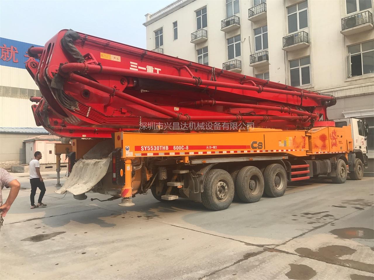 上一个: 2013年三一重工46米混凝土泵车 下一个: 2013年中联重科国四