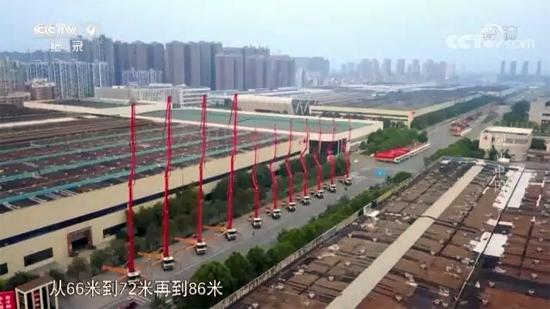 聚焦三一重工 央视大片《创新中国》聚焦三一重工 混凝土泵车强势出境
