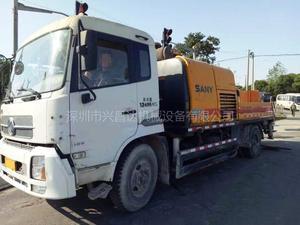 2011年三一重工国三90-18车载泵