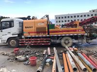 2014年三一重工c8高压车载泵10020